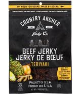 Country Archer Beef Jerky Teriyaki