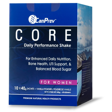 CanPrev Core Daily Performance Shake for Women