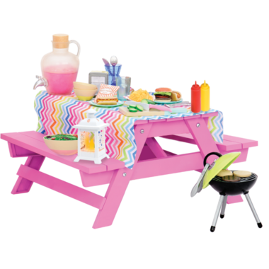 Our Generation Picnic Table Set
