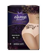 Always Discreet Boutique Postpartum Incontinence Underwear Max Protection