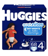 Huggies Overnites Nighttime Diapers