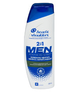 Head & Shoulders Refreshing Menthol 2-in-1 For Men