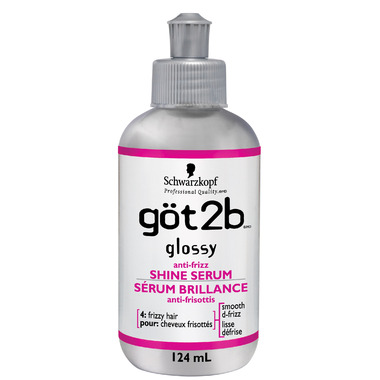 Got2b Glossy Anti-Frizz Shine Serum