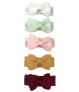Baby Wisp Small Snap Chic Bows Vintage Fields