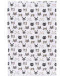 Now Designs Cats Meow Print Tea Towel