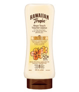 Hawaiian Tropic Sheer Touch Ultra Radiance Lotion Sunscreen SPF 50