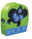 Crocodile Creek 12-Piece Mini Puzzle Go Gorilla
