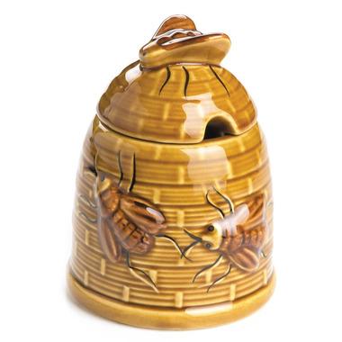 Beehive Honey Jar