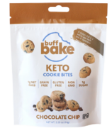 Buff Bake Keto Cookie Bites Chocolate Chip