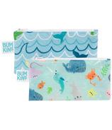 Petit sac à goûter Bumkins Ocean Life