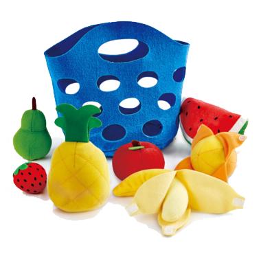 Hape Toys Toddler Fruit Basket