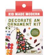 Kid Made Modern Decorate an Ornament Kit Tree