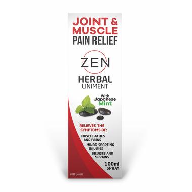 Martin & Pleasance Zen Herbal Liniment Spray