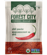 Forest City Organic Chili Powder