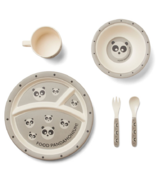 Red Rover Dinner Set Panda