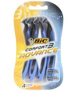 BIC Comfort 3 Advance Razor