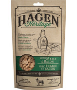 Hagen Heritage Oatmeal Dog Treats Maple Bacon