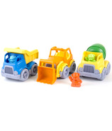 Green Toys Construction Trucks Set