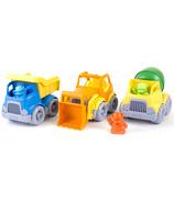 Ensemble de camions de construction Green Toys