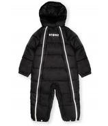 Stonz Puffer Snow Suit Black