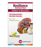 New Roots Herbal Resilience Mushroom Blend Energy & Wellness
