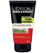 L'Oreal Paris Men Expert Pure Volcano Red Wash