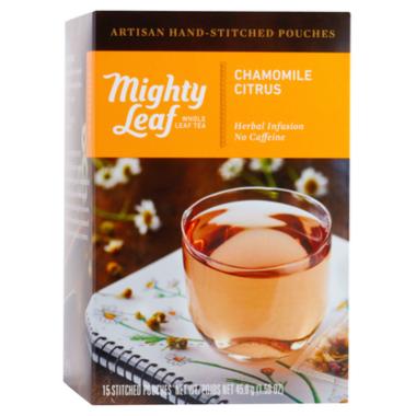 Mighty Leaf Organic Chamomile Citrus Tea