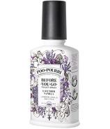 Poo-Pourri Lavender Vanilla Before-You-Go Spray