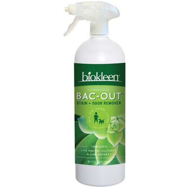 Biokleen Bac-Out Stain+Odor Remover Spray
