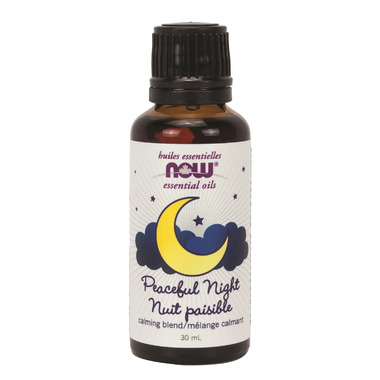 NOW Essential Oils Peaceful Night Blend
