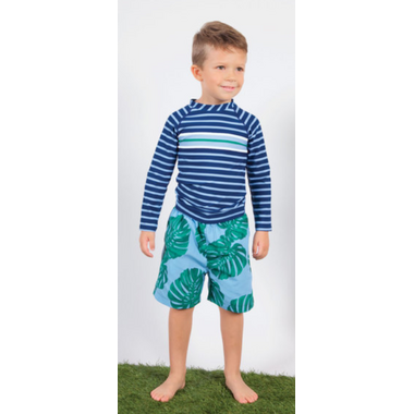 Shade Critters Rashguard Set Botanical