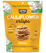 Hippie Snacks Cauliflower Crisps Orginal