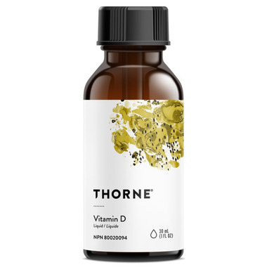 Thorne Research Liquid Vitamin D