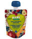 Baby Gourmet Apple, Sweet Potato, Berry Swirl Baby Food