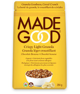 MadeGood Crispy Light Granola Chocolate Banana