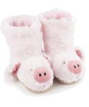 Hatley Kids Slippers Pig