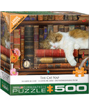 Eurographics The Cat Nap Puzzle