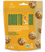 Good To Go Savoury Nut and Seed Bites Everything