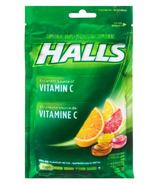 Halls Defense Assorted Citrus With Vitamin C
