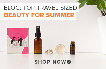 BLOG: Top Travel Sized Beauty for Summer