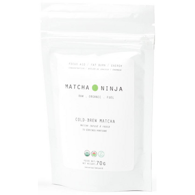 Matcha Ninja Cold-Brew Matcha