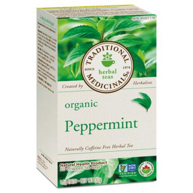 Traditional Medicinals Organic Peppermint Tea