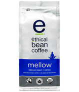Ethical Bean Coffee Mellow Medium Roast Whole Bean Coffee