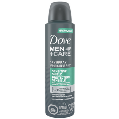 Dove Sensitive Shield Dry Spray Antiperspirant