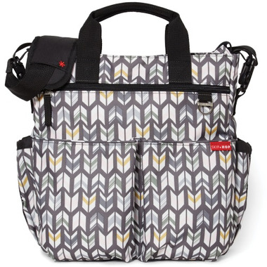Skip Hop Duo Signature Diaper Bag Arrows
