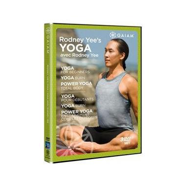 Rodney Yee\'s Yoga For Beginners Power Yoga Total Body
