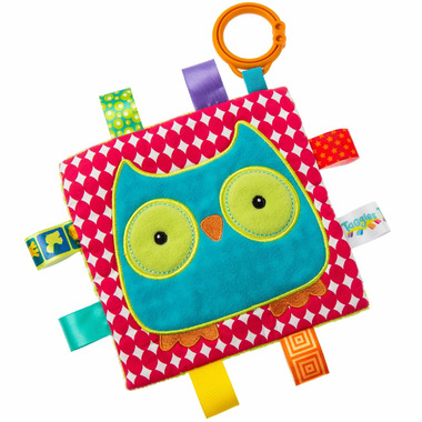 Taggies Mary Meyer Crinkle Me Owl