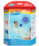 SwimWays Soft Swimmies Blue