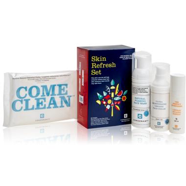 Consonant Skincare Skin Refresh Set