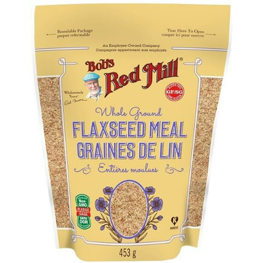 Bob\'s Red Mill Whole Ground Brown Flaxseed Meal